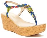 Callisto Bindi Platform Wedge Sandal