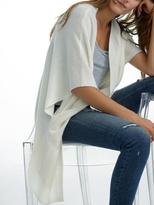 White + Warren Cashmere Kimono Cardigan