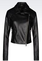 Armani Jeans Biker Style Blouson