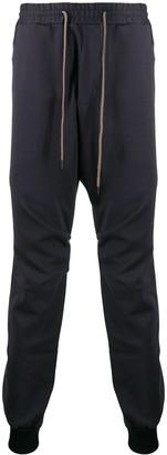 Devoa Drawstring Track Pants