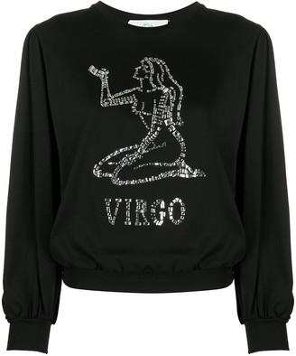 Alberta Ferretti Virgo sweatshirt