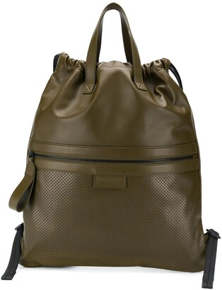 Bottega Veneta Flat Tote Backpack