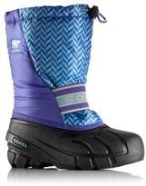 Sorel Sr. Girls' 'Cub Graphic 15' Waterproof Winter Boot