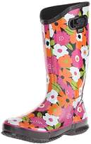 Bogs Women's Rain Boot Spring Flowers Rain Boot