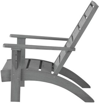 Linon Furniture Linon Grayson Gray Outdoor Chair