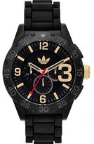 adidas Men's Newburgh ADH2905 Rubber Quartz Watch