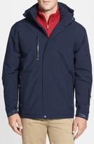 Cutter & Buck Men's Big & Tall Weathertec Sanders Jacket