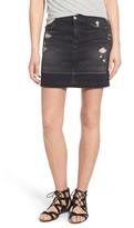 J Brand Leila Denim Pencil Skirt