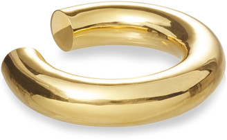Uncommon Matters Swell Plated Brass Chunky Bangle