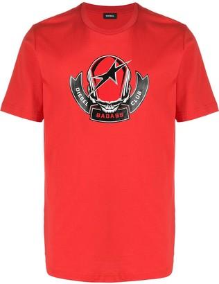 Diesel Badass Club T-shirt