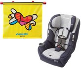Maxi-Cosi Pria 85 Convertible Car Seat, Brilliant Navy with Britto Heart Sunshade by