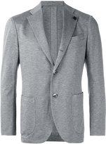 Lardini two button blazer - men - Cotton - 48