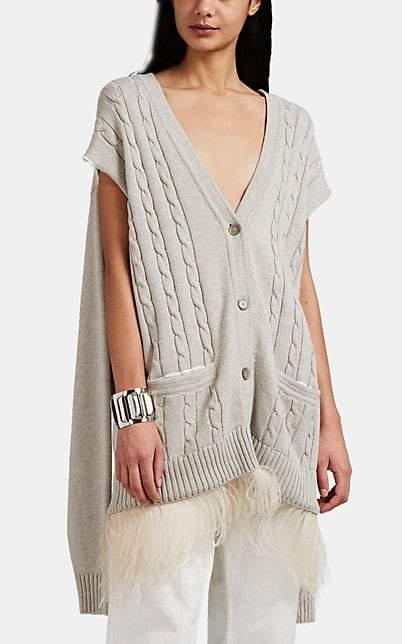 230d7db27 Grey Oversized Cardigan - ShopStyle