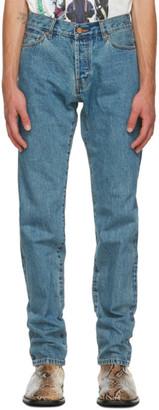 Han Kjobenhavn Blue Tapered Jeans