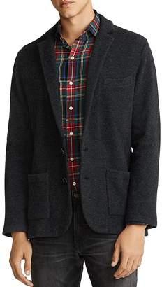 Polo Ralph Lauren Wool-Blend Blazer Cardigan