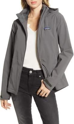 Patagonia Quandary Waterproof Hooded Jacket