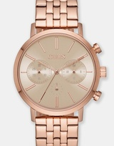 Chaps Whitney Chrono Rose Gold