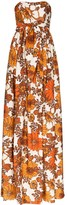 Dodo Bar Or Zaza floral print maxi dress
