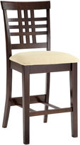 JCPenney Hillsdale House Tiburon Set of 2 Counter-Height Barstools