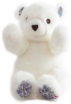 Infant Pamplemousse Peluches X Liberty Of London Robert The Bear Stuffed Animal