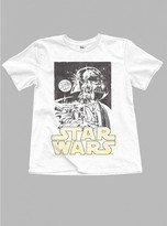 Junk Food Clothing Toddler Boys Star Wars Tee-electric White-2t