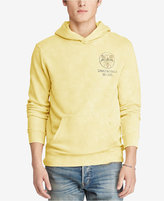 Denim & Supply Ralph Lauren Men's Cotton Terry Graphic Hoodie