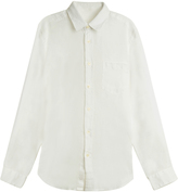 120% Lino Single Pocket Shirt
