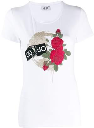 Liu Jo graphic print T-shirt