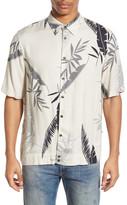 Diesel Palms Short Sleeve Shirt