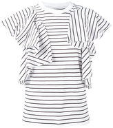 Facetasm striped T-shirt - women - Cotton - 1