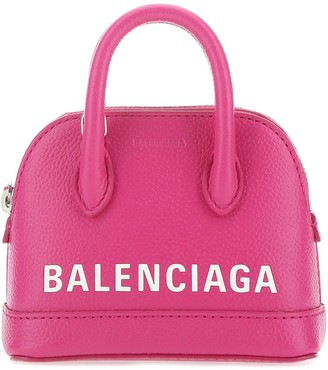 Balenciaga Ville Mini Top Handle Tote Bag