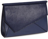 Kendall + Kylie Ginza Leather Clutch