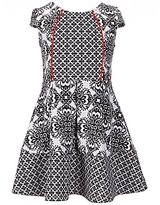 My Michelle Big Girls 7-16 Printed Skater Dress