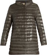 Herno Lightweight quilted-down jacket