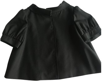 Moschino Cheap & Chic Moschino Cheap And Chic Black Wool Jacket for Women