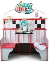 Star Diner Restaurant Play Set Accessories Bundle Ages 3