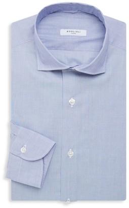 Boglioli Cotton-Blend Dress Shirt