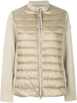 Hetregó panelled puffer jacket