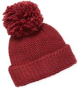 Portolano Knit Pom Hat