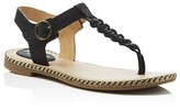 Sperry Anchor Away T-Strap Flat Sandals