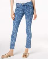 MICHAEL Michael Kors Izzy Printed Skinny Jeans