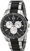 Maurice Lacroix Men's MI1028-SS002-331 Miros Analog Display Analog Quartz Silver Watch