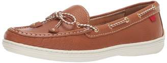 Marc Joseph New York Womens Genuine Leather Pacific Boat Shoe