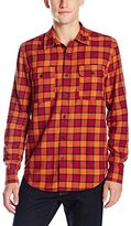 Lucky Brand Men's Clean Two Pocket Shirt