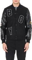 Boy London Appliqué-detail Varsity Jacket