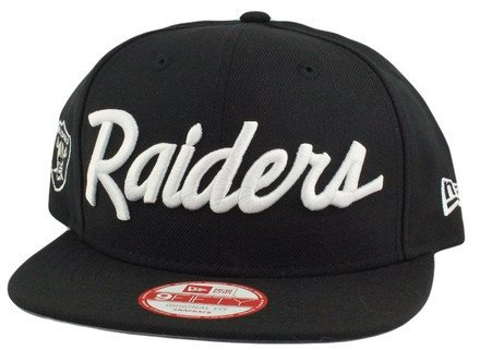 New Era Raiders TEAM-SCRIPT SOCAL SNAPBACK' Hat