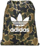 adidas camouflage gym bag