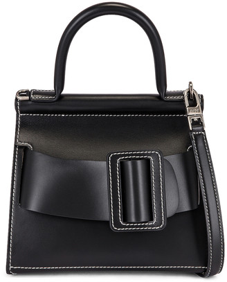 Boyy Karl 24 Big Stitch Bag in Black | FWRD
