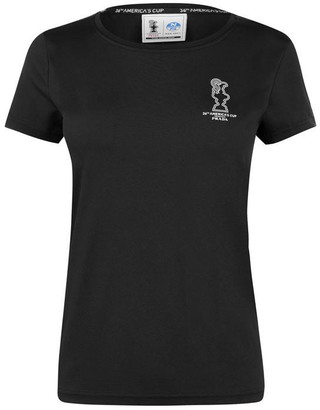 North Sails 36TH Americas Cup Presented by Prada t Shirt