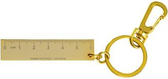 Metal Keychain Ruler